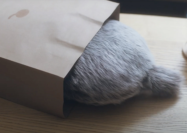 Petit Qoobo(プチ・クーボ)